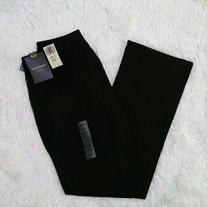 Dockers Black Stretch Khakis 12 NWT